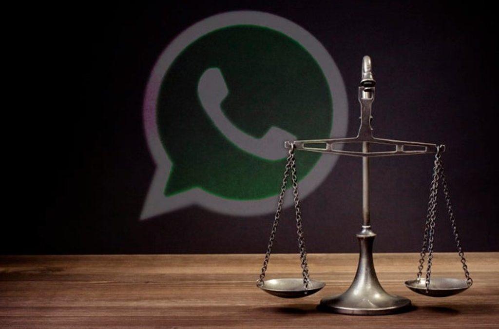Perito informático WhatsApp